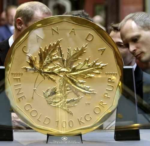 Украденный миллион одной монетой