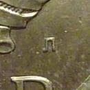 Л знак Ленинградского монетного двора