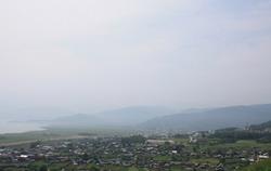 Фото Култука в тумане