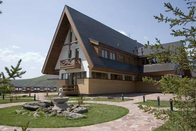 Фото отеля Анастасия в Листвянке