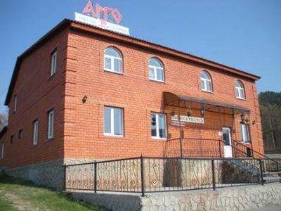 Фото гостиницы Арго в Листвянке