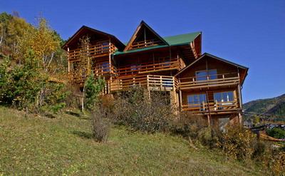 Фото гостиницы Байкал Шале в Листвянке