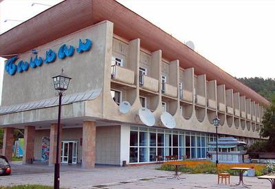 Фото гостиничного комплекса Байкал в Листвянке