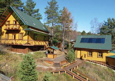Фото Baikaler Eco Hostel в Листвянке