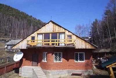 Фото гостевого дома Чайка Джонатан в Листвянке