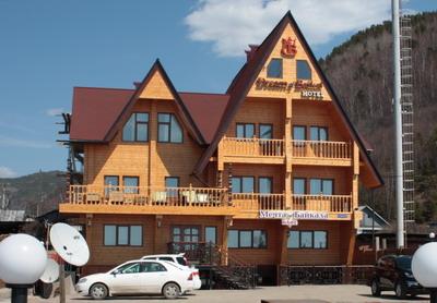 Фото отеля Dream of Baikal в Листвянке