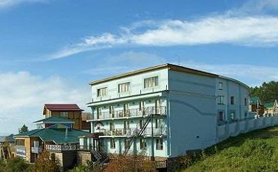 Фото гостиницы Крестовая Падь в Листвянке