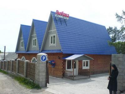 Фото гостиницы Любава в Листвянке