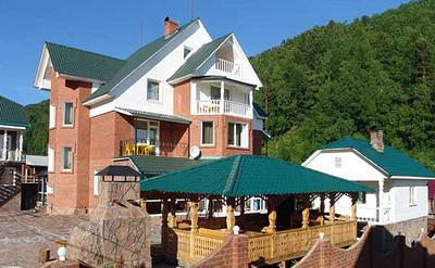 Фото гостиницы Маргарита в Листвянке