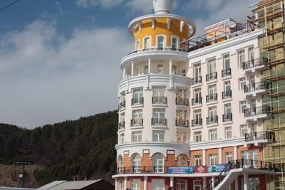 Фото гостиницы Маяк в Листвянке