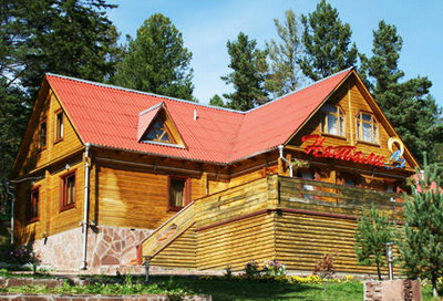 Фото отеля Натали в Листвянке