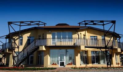 Фото гостиницы Подлеморье в Листвянке