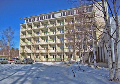 Фото гостиницы Прибайкальская в Листвянке