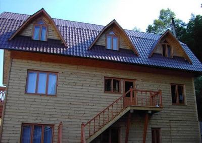 Фото гостиницы Синильга в Листвянке