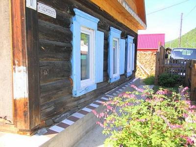 Фото гостевого дома У Ольги в Листвянке