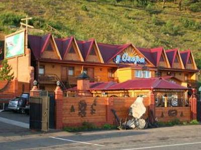 Фото гостиницы У озера в Листвянке