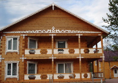 Фото гостиницы Узоры Сибири в Листвянке