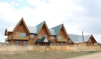 Кемпинг-отель Ольхон