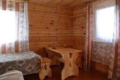 Гостиница Рыбацкий берег на Ольхоне